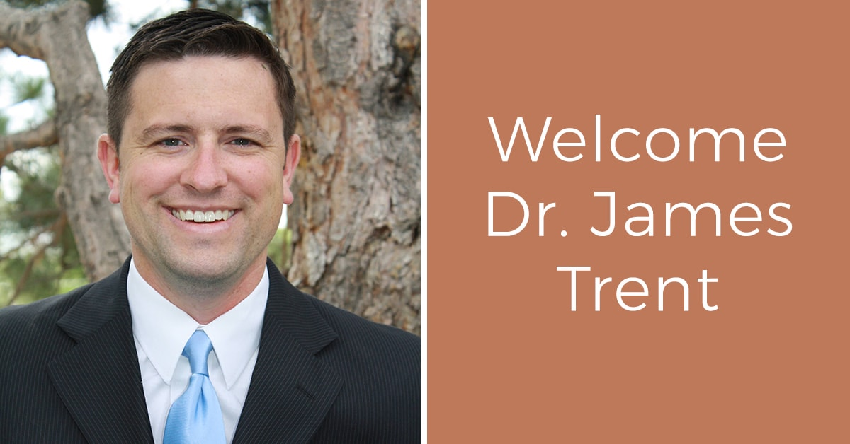 Jefferson County Health Center | Welcome Dr  James Trent, MD