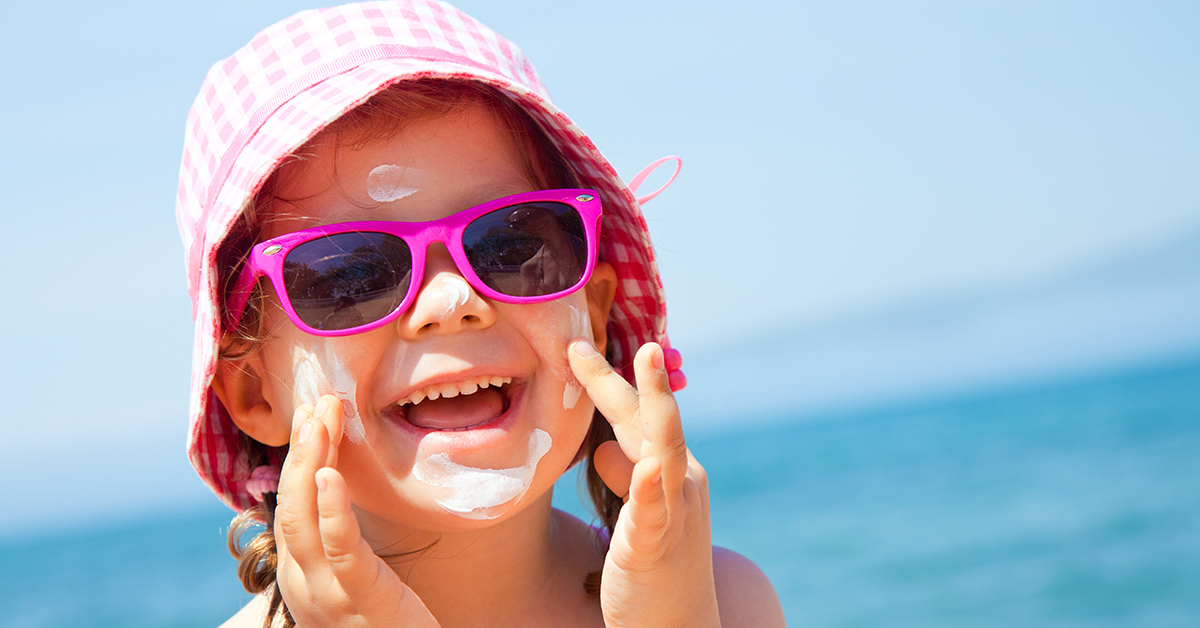 Tips to Prevent Children from Sun
